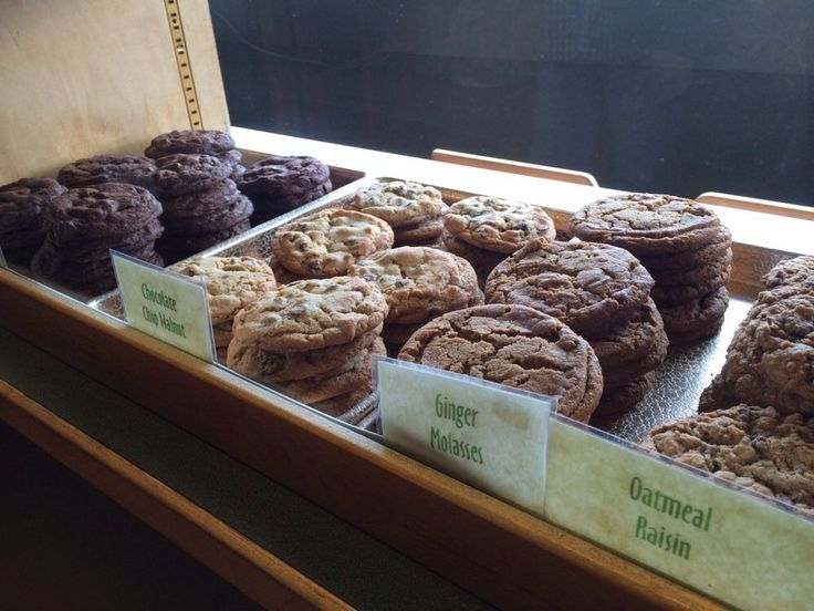 Mendocino cookie company recipes