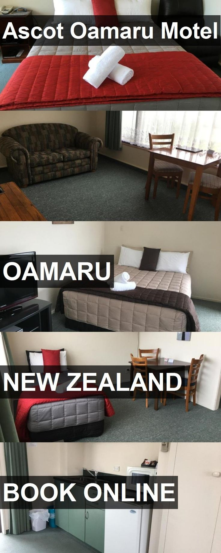 Hotel Ascot Oamaru Motel in Oamaru, New Zealand. For more information, photos, reviews and best prices please follow the link. #NewZealand #Oamaru #AscotOamaruMotel #hotel #travel #vacation