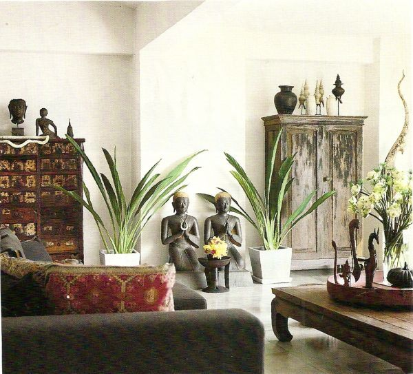 Home Decorating Ideas With An Asian Theme Living Room