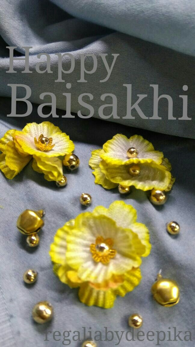 May you come up as bright as sun, as cool as water and as sweet as honey. Hope this Baisakhi fulfill all your desires and wishes. Happy Baisakhi!! #indian_festival #happiness #love #sikhs #festivalofindia #delhi   #sustainablefashion #spring_summer #new_collection #everlasting #SS17 #obsessed #fashion #indianwear #womenswear #collection #intricate_work #exotic #wishes #april_festival #happy #baisakhi  #exclusive #glamour #subtle_bling #delhi #shop_for_a_cause @regaliabydeepika