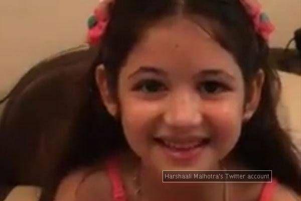 Harshaali Malhotra from #BajrangiBhaijaan to remain away from the spotlight