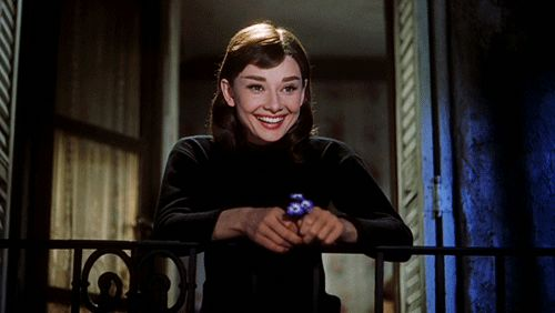 I got Audrey Hepburn! Which Classic Hollywood Actress Is Your BFF?