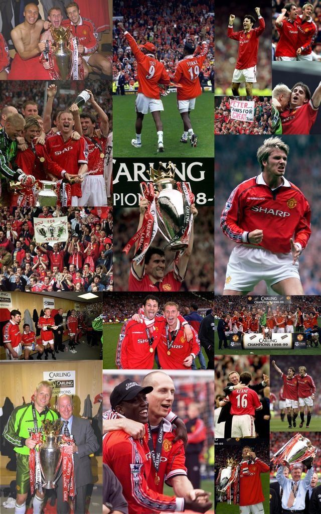 Manchester United, (May 16, 1999)