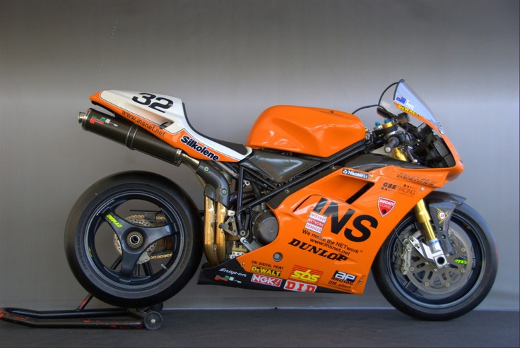 Ducati 996 RS Troy Bayliss