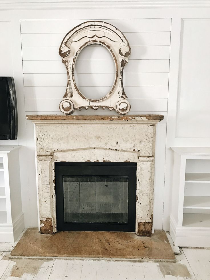 Front Living Room Fireplace Progress Tile