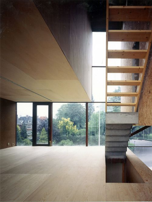 MVRDV & seARCH - Villa KBWW, a house for two independent families…