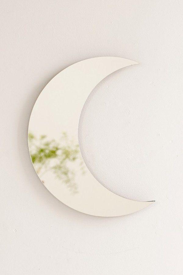 Crescent Moon Mirror $29.00