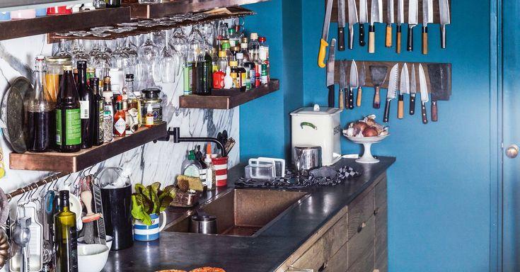 Kijk in de kast van kookboekenschrijver en tv-kok Yvette van Boven