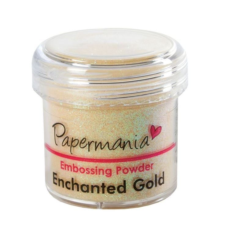 Embossing Powder (1oz) - Enchanted Gold | docrafts.com
