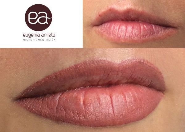 La Micropigmentación de labios permite corregir imperfecciones o asimetrías del labio, dar armonía y equilibrar el rostro, obtenemos unos labios perfectos.