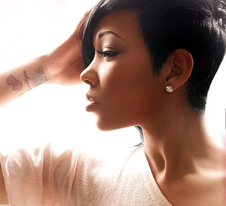 Fantastic 1000 Images About Black Hairstyles On Pinterest Short Hairstyles Gunalazisus
