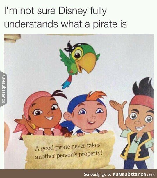 Disney pirates