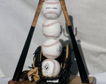 Baseball Lamp Made With Real Baseballs The By ElkhartLamps