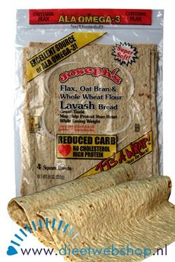 Joseph's, Lavash brood