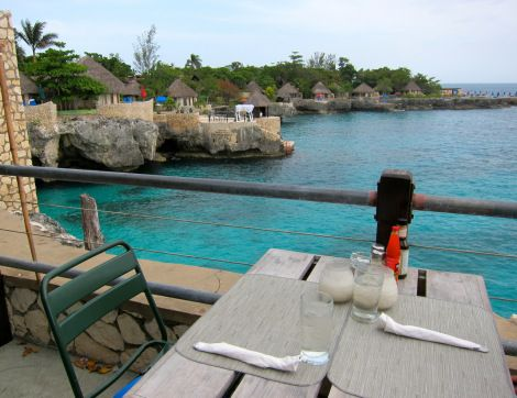 PushCart Restaurant at the Rockhouse, Negril, Jamaica Attractions in Jamaica Worth Your Money by Intentional Travelers
