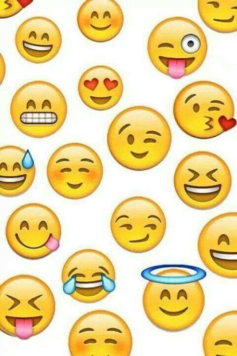 emoji wallpaper background full paper - photo #19