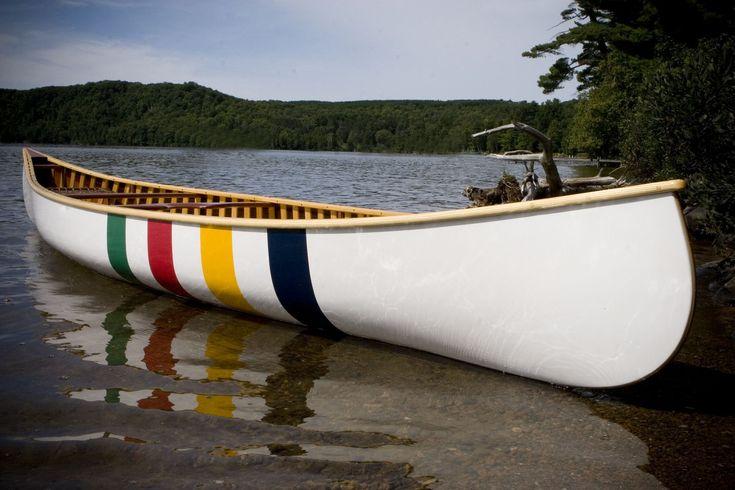 """""""The Bay"""" Canoe"""
