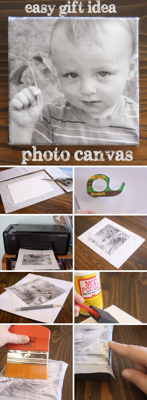 50+ Awesome DIY Image Transfer Projects