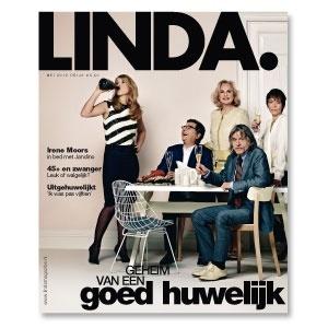LINDA. is het personalitymagazine van Linda de Mol. www.lindamagazine.nl