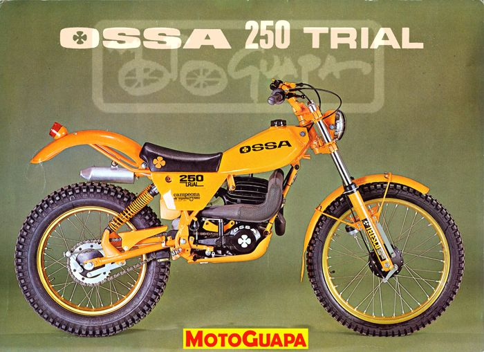 1000 Images About Ossa Motorcycles On Pinterest
