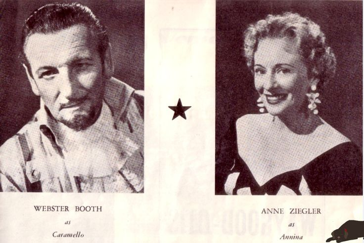 """""""Night in Venice"""" (1956) at Alexander Theatre, Braamfontein, presented by the Johannesburg Operatic Society."""