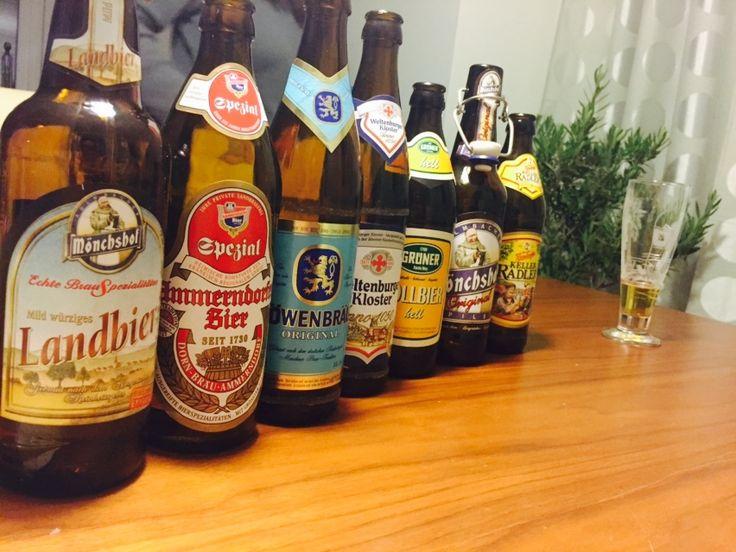 Bier Probe