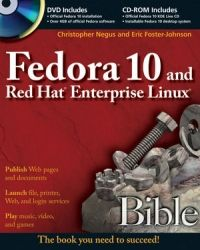 Fedora 10 and Red Hat Enterprise Linux Bible Pdf Download e-Book
