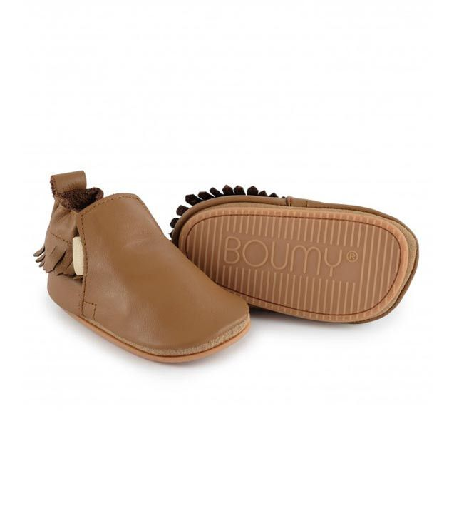 Boumy Bao Cognac Leather, Kids Footwear, www.oishi-m.com