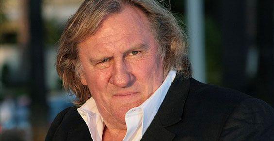 Nuova figuraccia per Gerard Depardieu