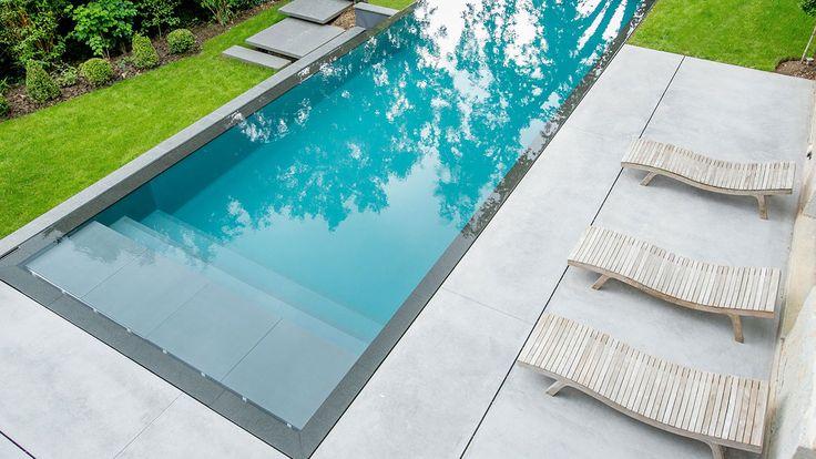34 best piscines miroir images on pinterest architects for Cash piscine les angles