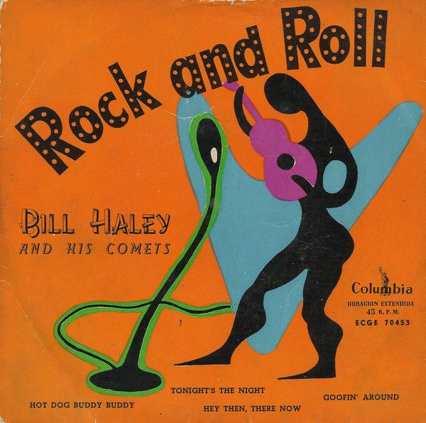 Bill Haley And His Comets - Rock And Roll (Vinyl) at Discogs