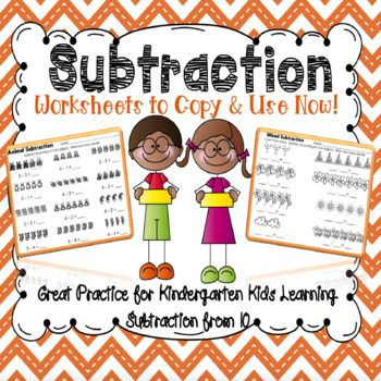 Best 25+ Subtraction worksheets ideas on Pinterest Subtraction - subtraction frenzy worksheets