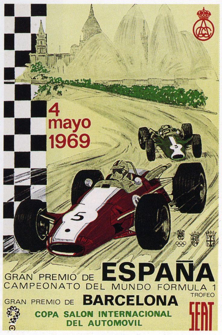 Montjuich y la Formula 1