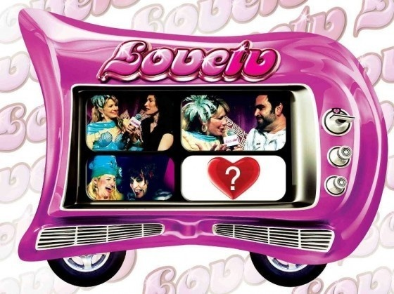 LOVE TV NYC 2012 by Rebecca McIntosh