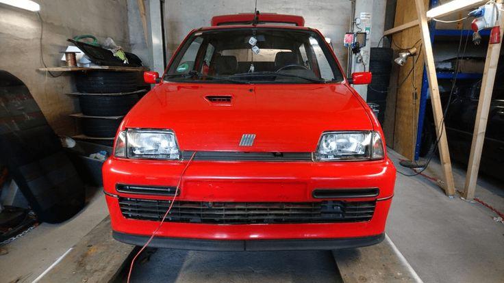 Fiat Cinquecento TURBO,NOVITEC TÜV NEU !!!!