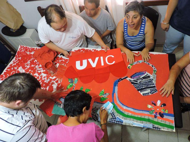 L'Eva Sancho Vilalta, estudiant de Teràpia Ocupacional va participar en les pràctiques Internacionals a Argentina, ha participat amb aquesta fotografia al concurs La UVic al Món.   #CampusInternacional #UVic #uviclife #LaUVicAlMón #italia