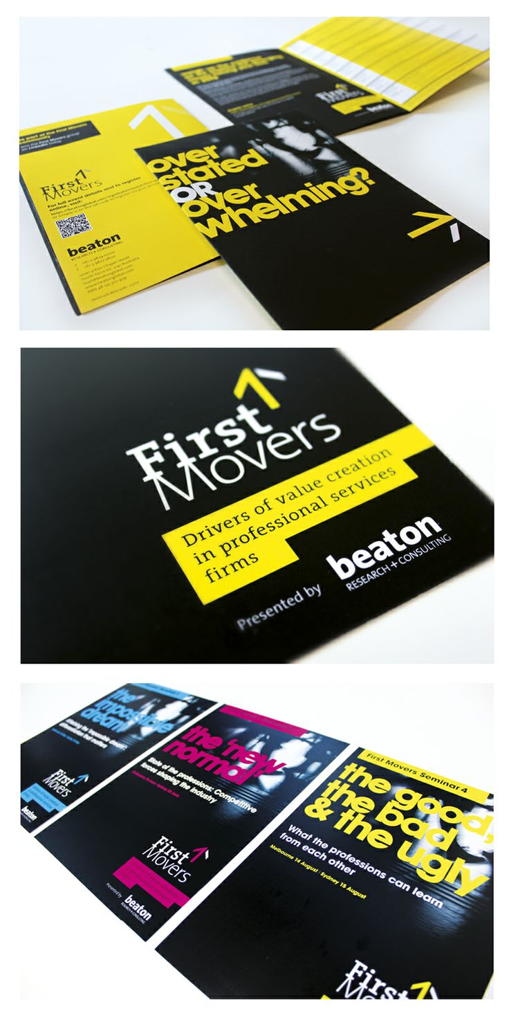 Agency: Wellmark | Client: Beaton Research and Consulting | Category: Law, Research and Marketing | Channel: Brochures, advertisements | Audience: Researchers, Marketing