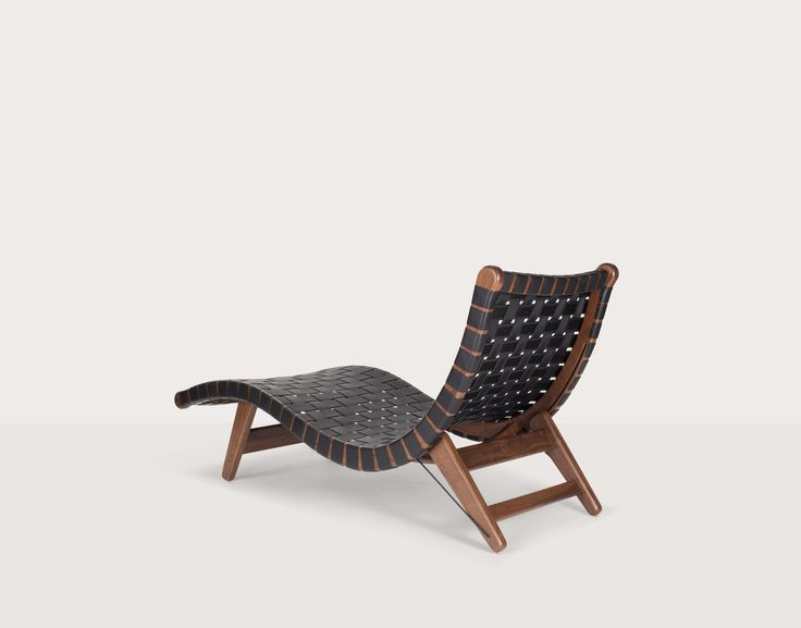 Alacran Chaise By Michael Van Beuren For Luteca #michaelvanbeuren  #newcollection2017 #architecture #bauhaus · Mexican FurnitureMexico ...