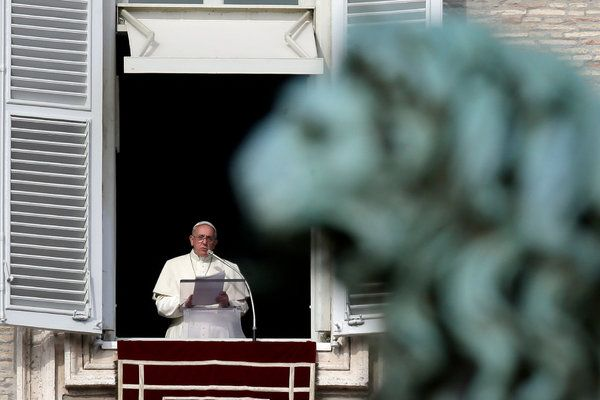 Pope Francis named 16 new cardinals and three emeritus cardinals at the Vatican this weekend.  Source: Gregorio Borgia/Associated Press