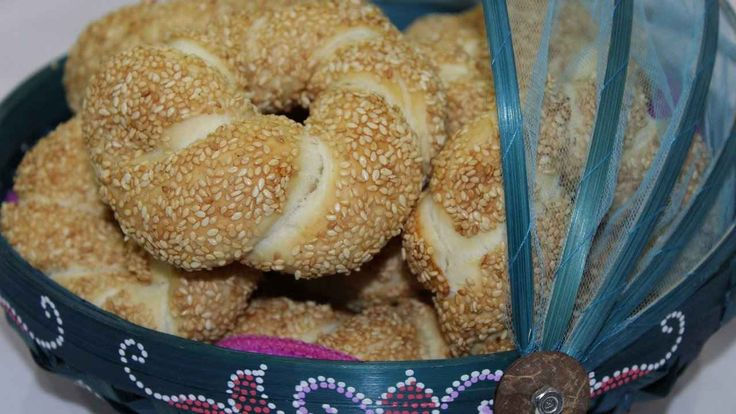 طريقة عمل السميط التركي 37 Recipes Food Bagel