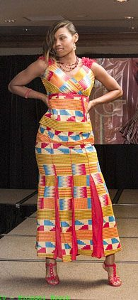 Current dress styles in ghana what language