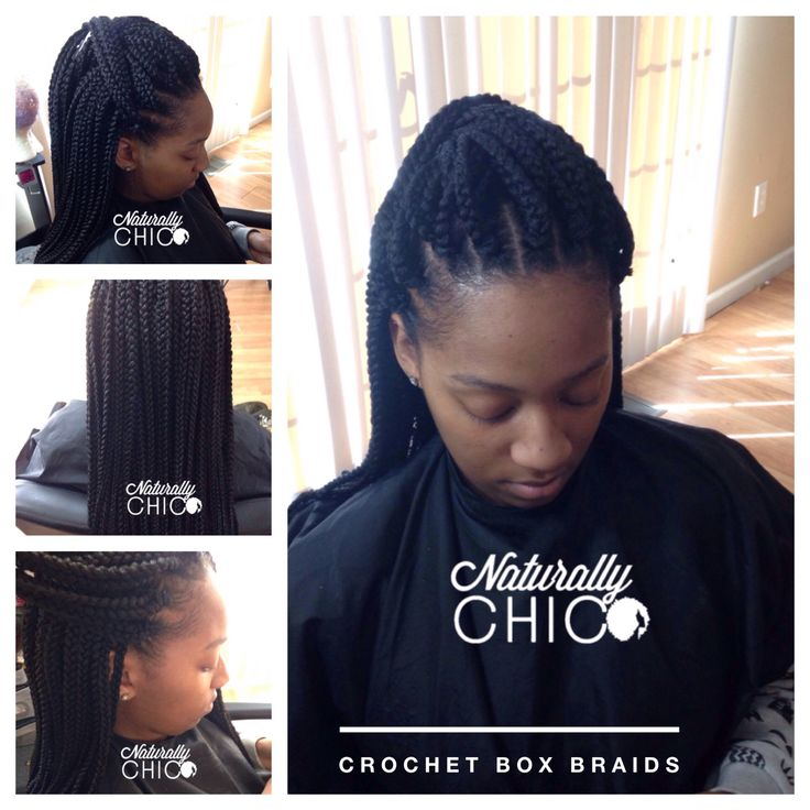 Benefits Of Crochet Box Braids : ... crochet cece hair forward medium crochet box braids pixels see more