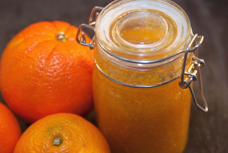 Orange marmelade. See more at www.evabyeva.dk