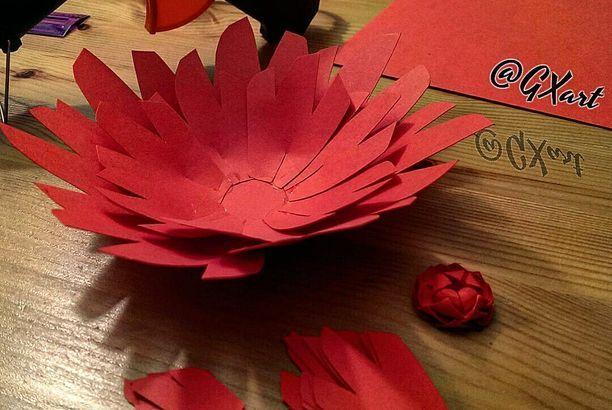 Giselle Paper Flower