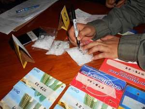 GENERAL SANTOS CITY, Philippines—Agents arrested two sibling drug dealers and seized from them P1 million worth of shabu in separate operationsWednesday. Combined personnel of the Philippine Drug Enforcement Agency-12, the police and the Army-led Task Force GenSan first raided and found...