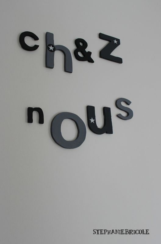 comment d couper soi m me des lettres en bois la scie. Black Bedroom Furniture Sets. Home Design Ideas