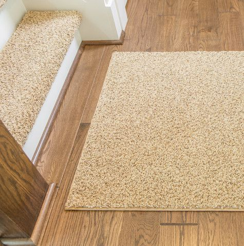 Best Windsor Adhesive Bullnose Carpet Stair Tread With Padding 400 x 300