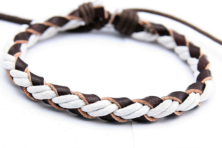 hemp bracelet patterns for guys #3