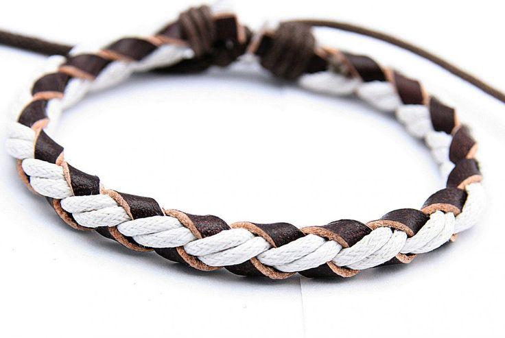 How to Make Hemp Bracelets with Beads | hemp bracelet patterns for guys 3 How to Make Hemp Bracelets with ...