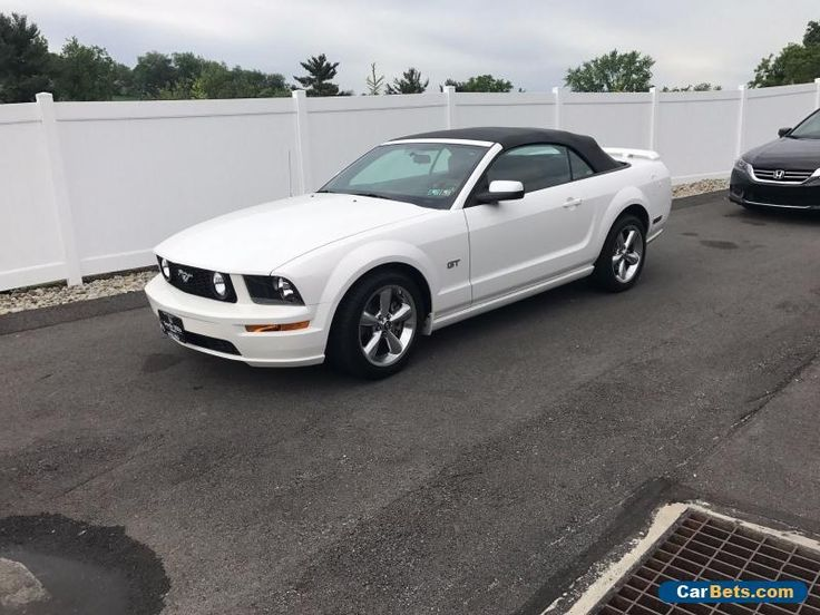 2006 Ford Mustang GT Premium #ford #mustang #forsale #unitedstates